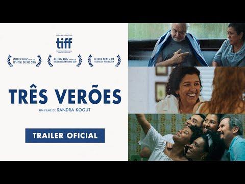 TRÊS VEROES | Trailer Oficial