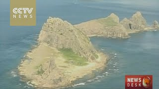 China sets up an official website for the Diaoyu Islands