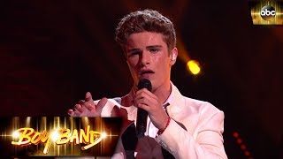 Brady Tutton Performance – I'm Not The Only One | Boy Band