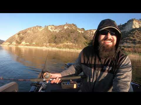 Lake Cachuma Bass Fishing 2020