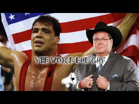 Jr Commentary Kurt Angle Gold Medal Win!!