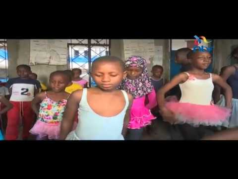 Mathare ballet instructor  nominated for global teacher's prize