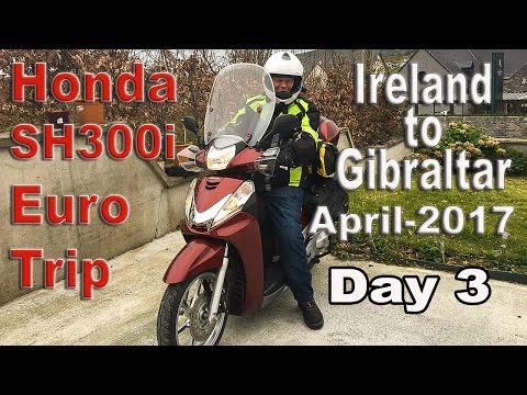Ireland to Gibraltar Motorcycle trip_Day 3