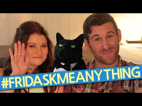 Emilie de Ravin Answers Your Questions on FridaskMeAnything