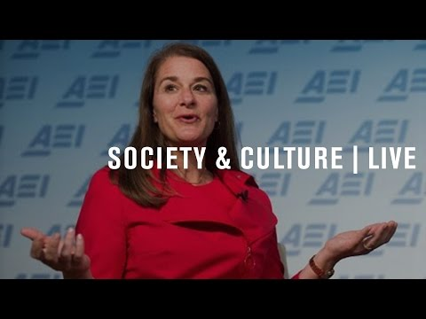 Pathways to global progress: A conversation with Melinda Gates | LIVE STREAM