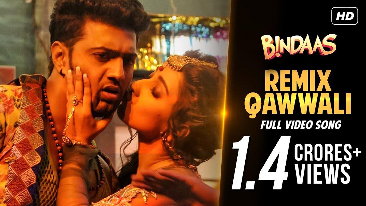 Remix Qawwali | Bindaas | Dev | Sayantika | Srabanti | Nakash Aziz | Neha  Kakkar | Savvy | SVF
