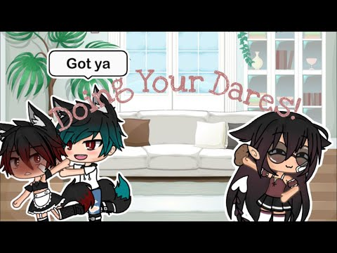Doing Your Dares!//Part One?//