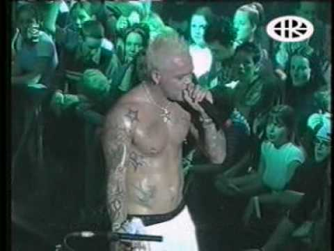Crazy Town - Black Cloud - Live in Berlin!