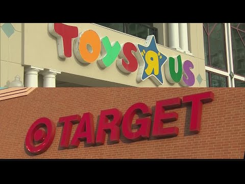 Target To Relaunch Toys R Us Brand Online