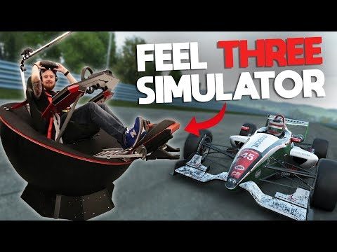 Feel Three : Virtual Reality Motion Simulator by Feel Three