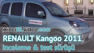 renault kangoo 2011 model inceleme ve test surusu ikincielvideo com