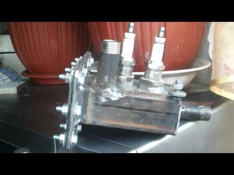 Двигатель на воде схема фото 804