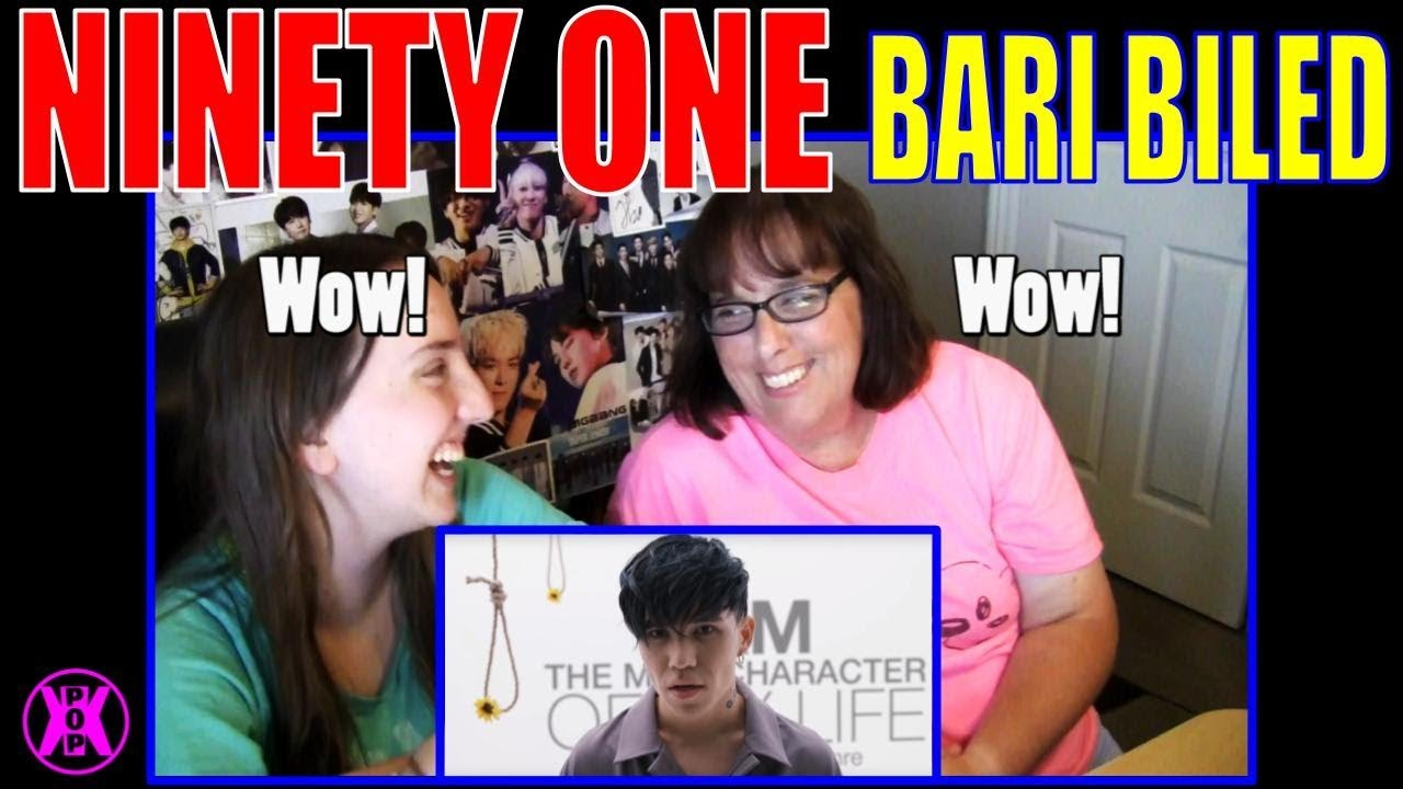 Download NINETY ONE Bari Biled MV Reaction