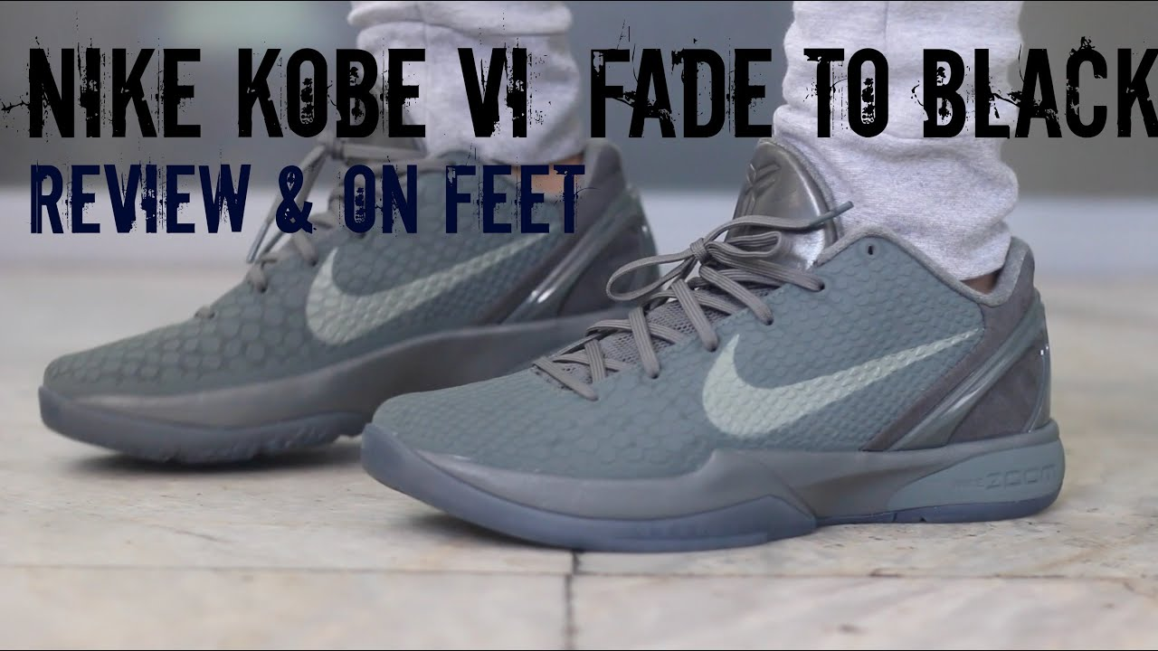 8cb086315dda Nike Zoom Kobe 6