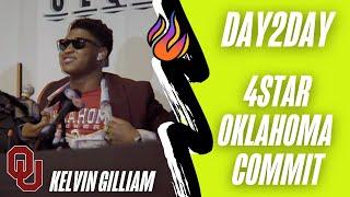 Kelvin Gilliam Commits to Oklahoma Sooners Football!
