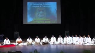 Rakh Laaj Meri Ganapati|Sai-Swaranjali,Chandigarh Live|sung by Dr.Satyakam & team|रख लाज मेरी गणपति