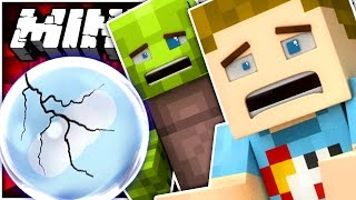 Minecraft | HE BROKE THE CRYSTAL BALL!! | What Is Minecraft - Ep: 13