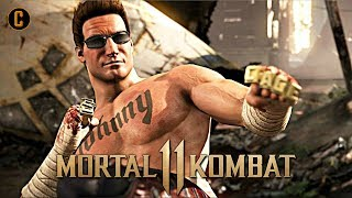 Mortal Kombat 11 - Ed Boon Teases Johnny Cage!