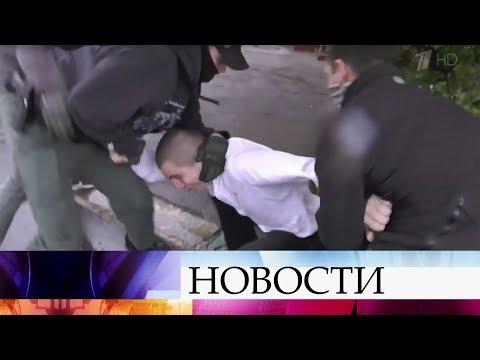 В Москве задержан подозреваемый, который финансировал террористов.