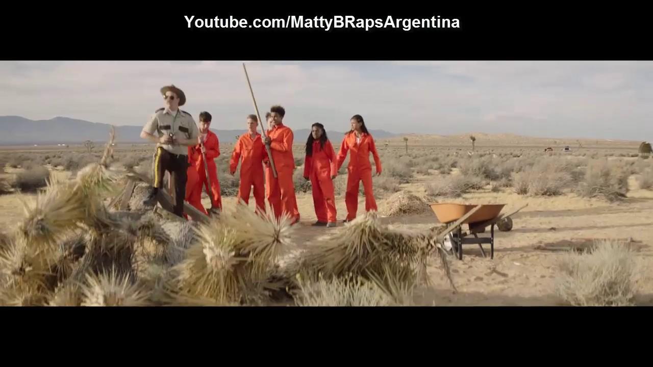 MattyB - California Dreamin (Subtitulado en Español)