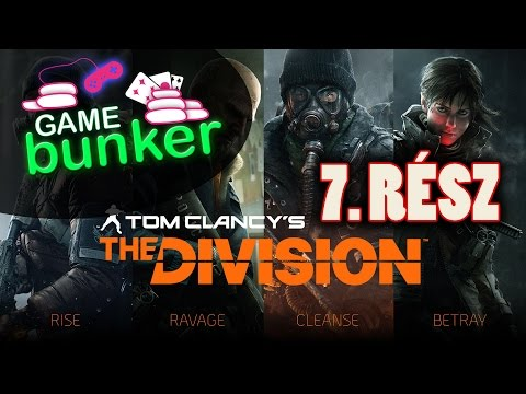 Tom Clancy's The Division - 7. rész Times Square Power Relay  (magyar)