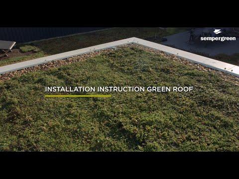 Installation instruction Sempergreen