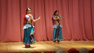 Aplam Chaplam (Azaad) by Svetlana Tulasi & Ridy Sheikh