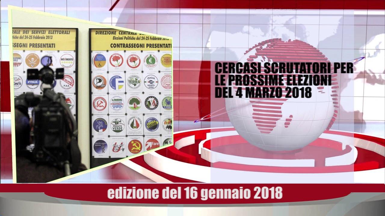 Notizie Senigallia Web Tv 16 gen 2018