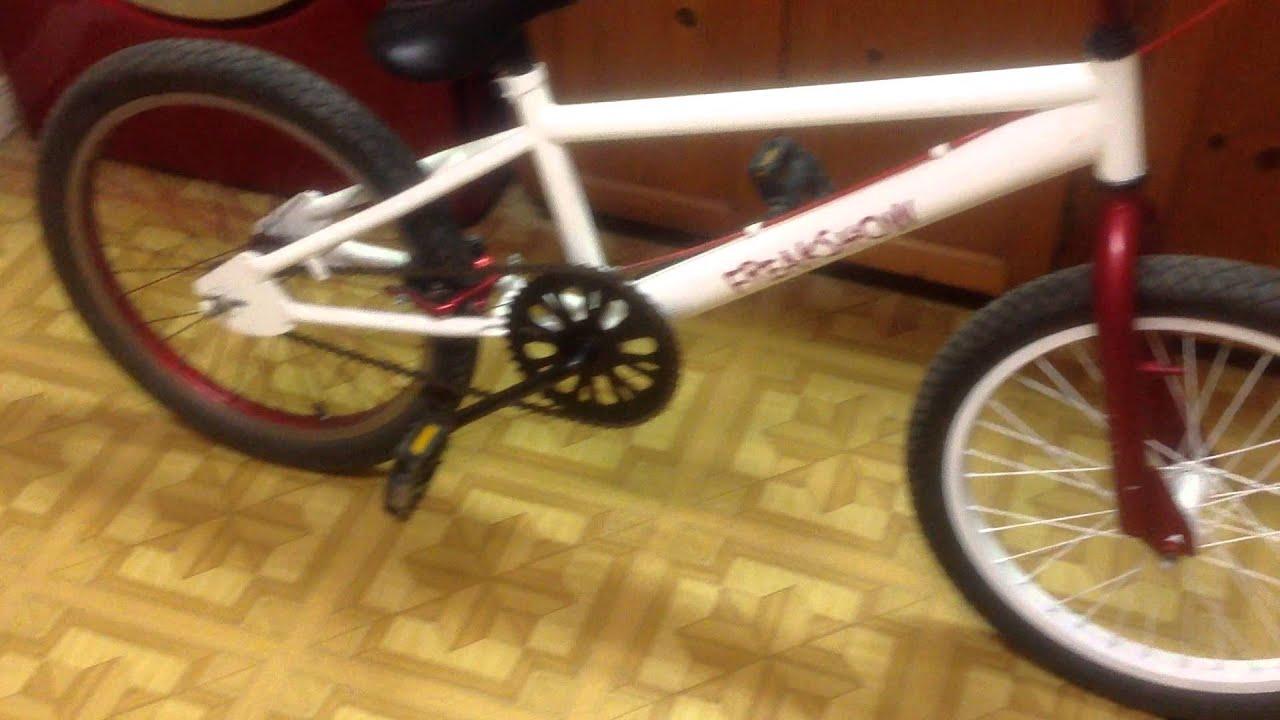 c808e1dad8f Bike Check  Reebok Freakshow - YouTube
