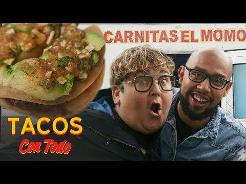 Regional Tacos 101 with Andy Milonakis and a Taco Scholar | Tacos Con Todo