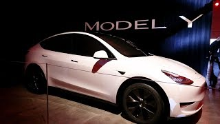 Tesla Model Y - First Look