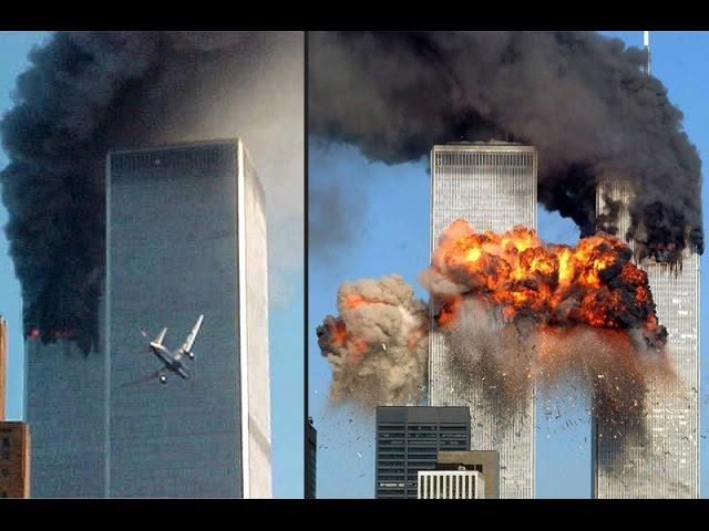 18 Views of 'Plane Impact' in South Tower | 9/11 World Trade Center (2001 Terrorist Attack