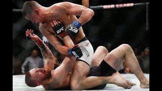 Conor McGregor vs Nate Diaz 2 FIGHT HIGHLIGHTS