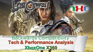 Lost Odyssey: Backwards Compatibility Tech & Performance XboxOne S Xbox360