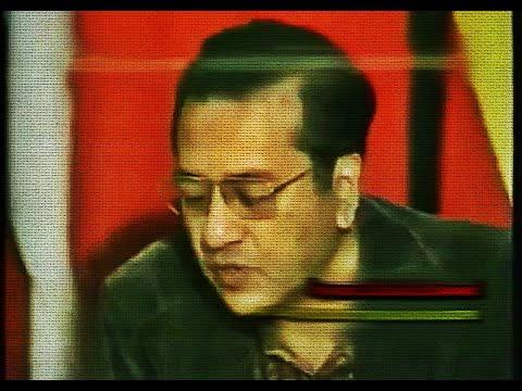 Nostalgia 1987 - Perdana Menteri Malaysia Dr. Mahathir 1987