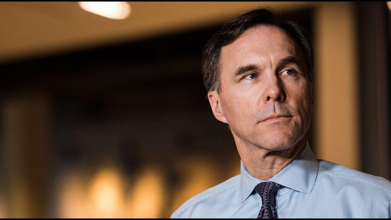Canada 'will respond appropriately' to U.S. tariffs: Morneau