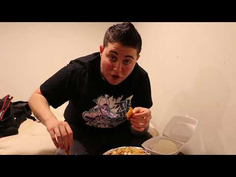 Filipino Mukbang! Sisig, Lumpia, Crispy Pata, and Chicken Adobo (RE-UPLOAD WITH SOUND)