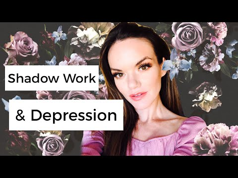 VLOG: Clearing the Residue of Depression + Braving the Shadows + What is Shadow Work + Katie Burke