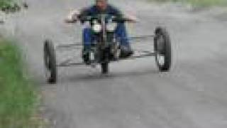 Road Warrior - Jazda Próbna Inverted Trike