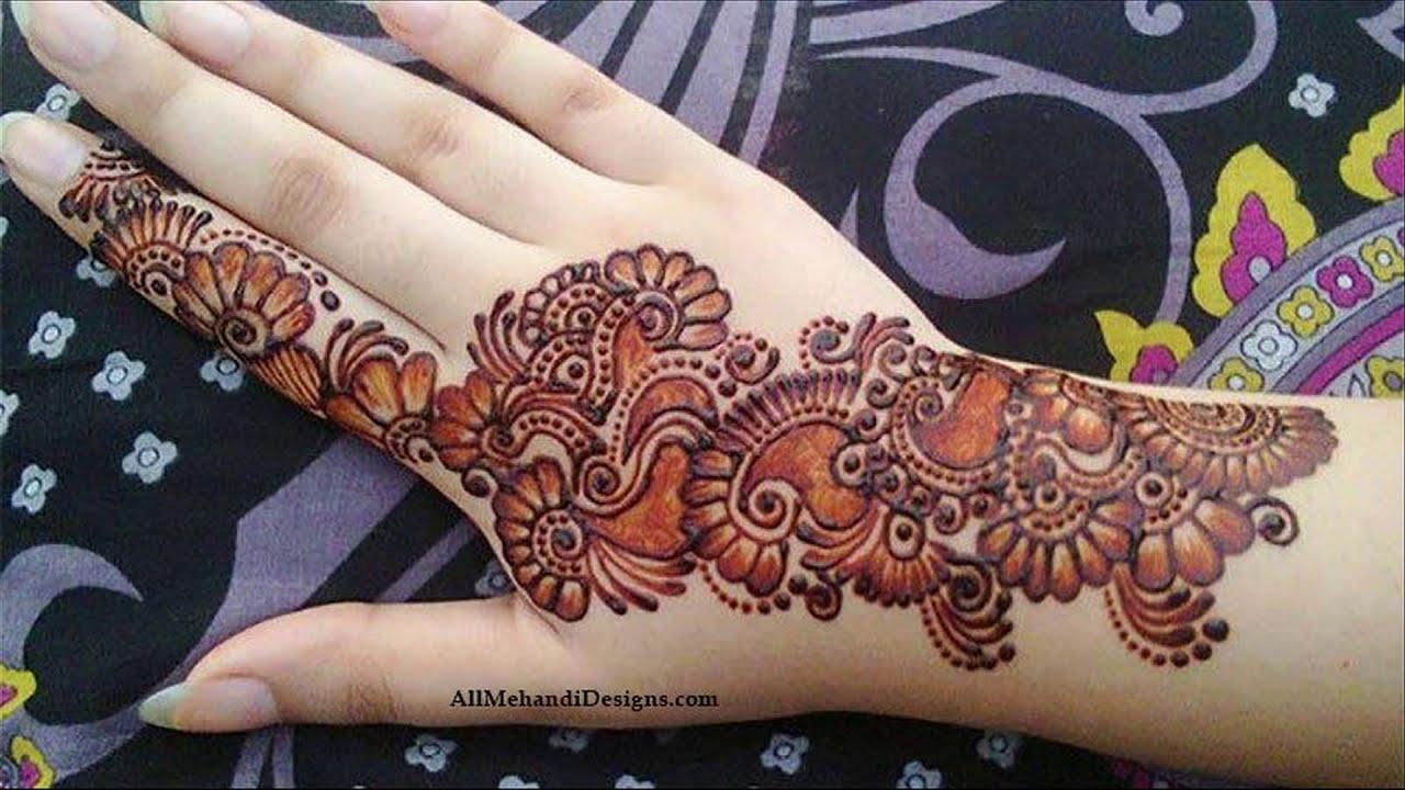 Bridal Mehndi Design Book : Bridal mehndi design book pakistani mehandi designs