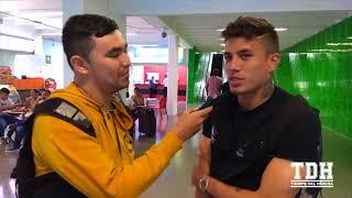 Andrés Felipe Roa nuevo jugador de Huracán(Arg) | Exclusivo TDH