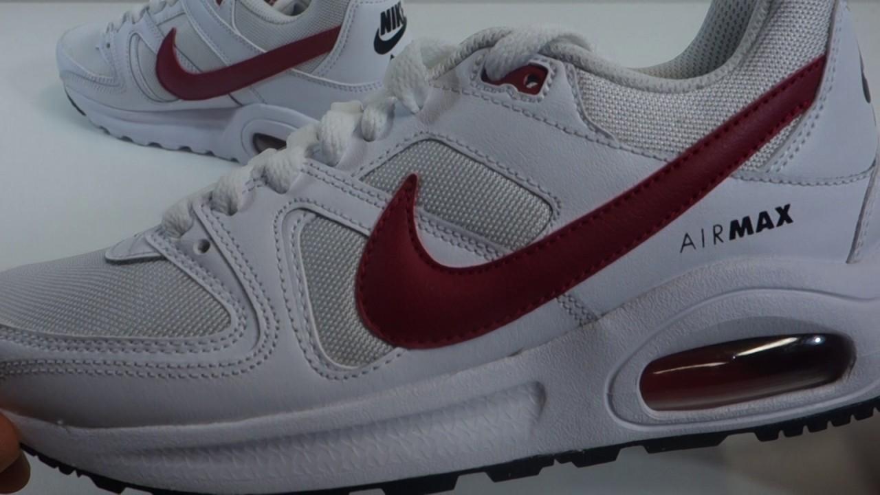 Dětské boty Nike AIR MAX COMMAND FLEX (GS) - YouTube 1292e75d7bd