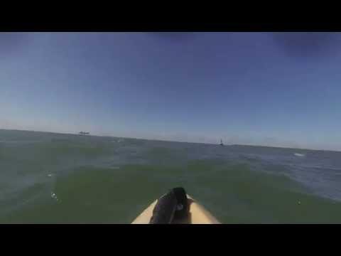 Kayaking in Richards Bay