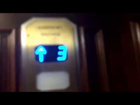 Elevator Old NO. 77 Hotel