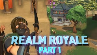 REALM ROYAL FIRST GAME! NEW HI-REZ GAME! - Incon