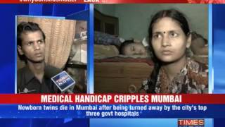 Medical handicap cripples Mumbai