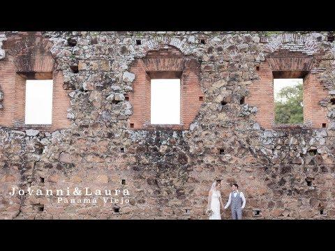 Destination Wedding Videographer Panama - Jovanni&Laura's Panamá Viejo Wedding Video