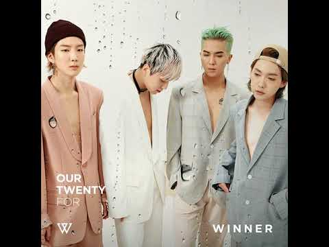WINNER - RAINING (JP SONG)
