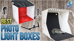 10 Best Photo Light Boxes 2018