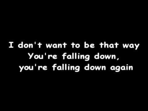 Breaking point - Falling Down LYRICS